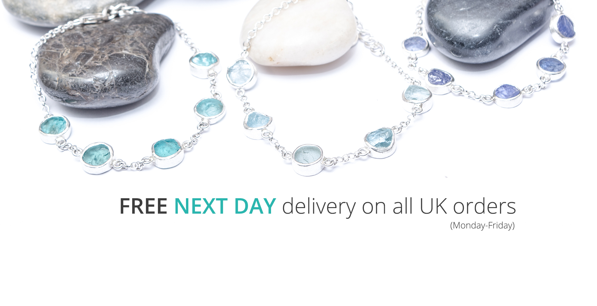 Free Next Day Delivery on all UK orders