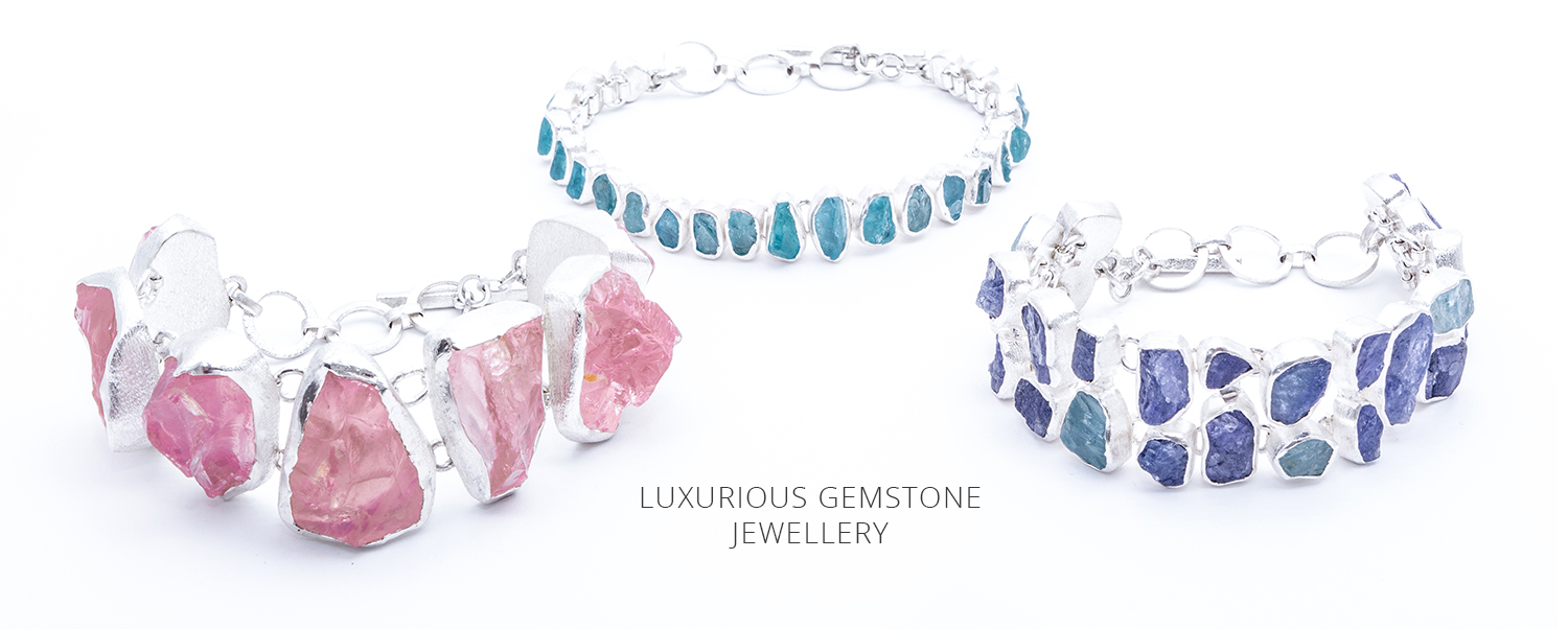 LUXURIOUS GEMSTONE JEWELLERY