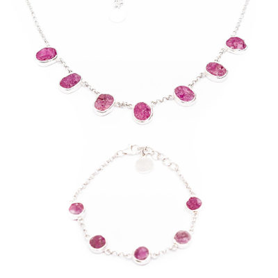 Ruby Gemstone Jewellery