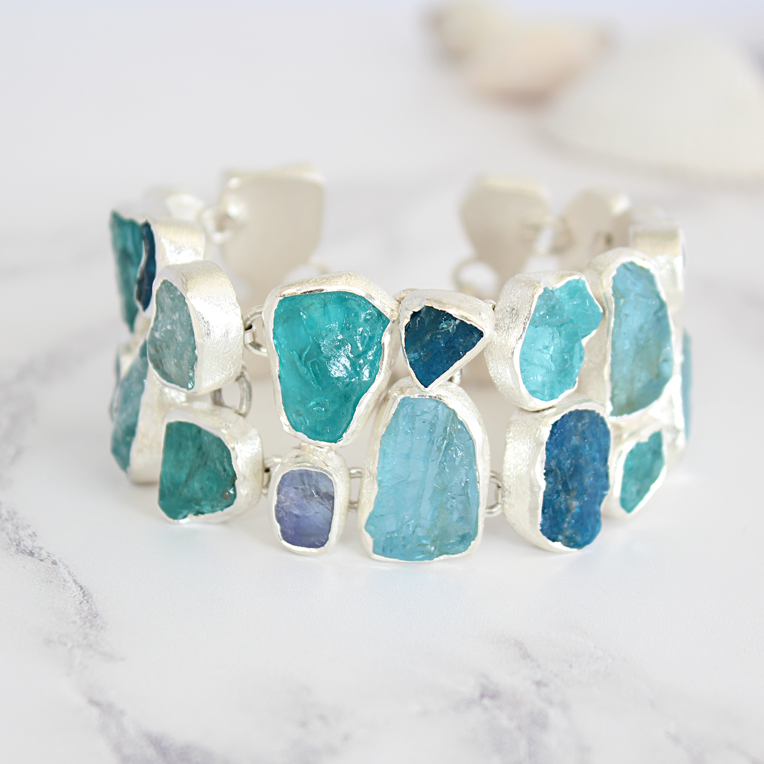 topaz gemstone teal blue ct buy